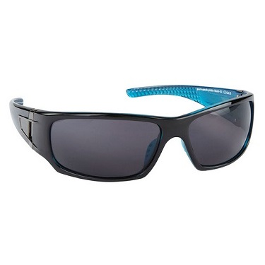 Rush Sunglasses - Black/Blue by Manbi