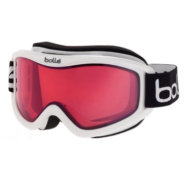 Freeze Goggles - Matte White Vermillon by Bolle