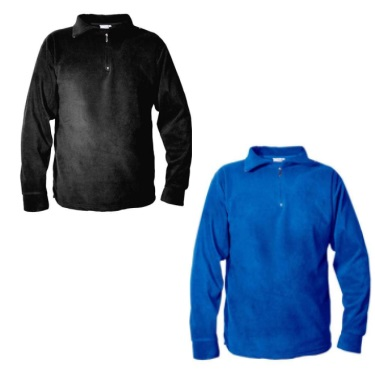 Microfleece Zip Neck  by Ice Peak