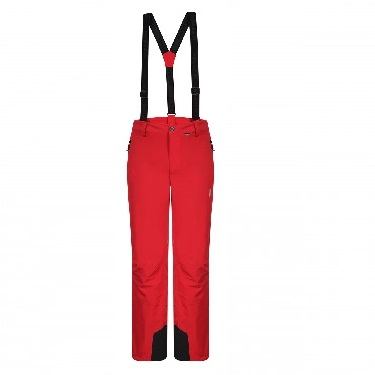 Noxos Ski Pant M - Red by Ice Peak